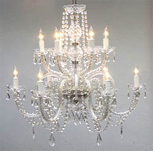 South Party Rental Chandelier