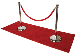 South Party Rental stanchion rental