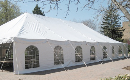 sidewall for tents