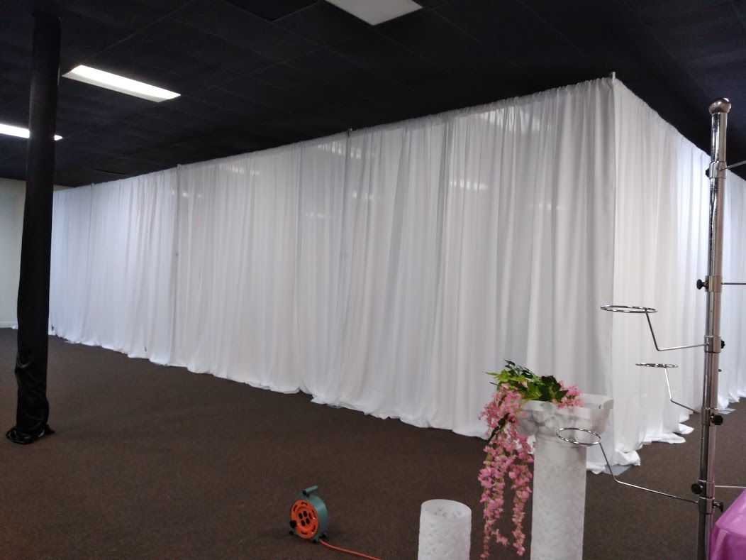 Pipe And Drape Rentals South Party Rental