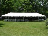 20x60 tent with sidewalls